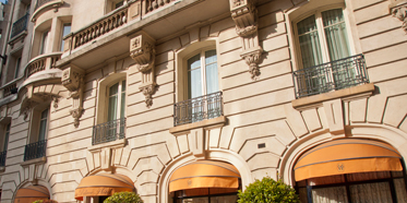 Since 1913 the Victoria Palace Hotel has been a landmark of the 6th arrondissement of Paris