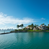 Provident Luxury Suites Fisher Island, FL,  is a private, stylish resort enclave on the ever-changing waters of the Atlantic Ocean.