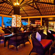 Oceane Bar at The Victoria Phan Thiet Beach Resort and Spa.