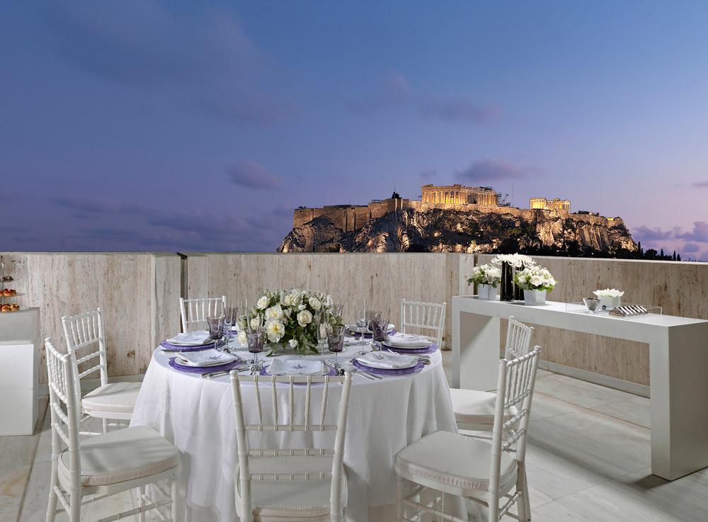 NJV Athens Plaza Restaurant