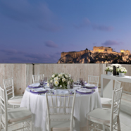 Suite Terrace at NJV Athens Plaza Hotel, Greece