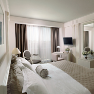 Plaza Guestroom at NJV Athens Plaza Hotel, Greece