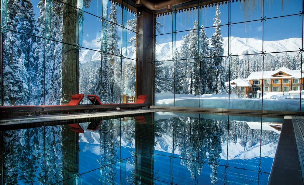 Spa at Khyber Himalayan Resort and Spa