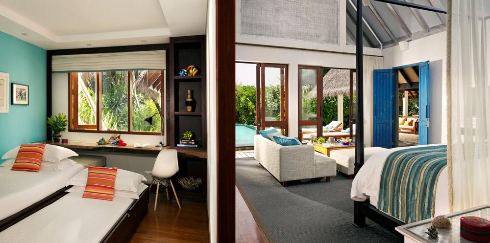 Family Beach Villa with Pool at Four Seasons Resort Maldives at Landaa Giraavaru