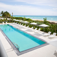 Churchill Suites Monte Carlo Ground Floor Pool, Miami Beach