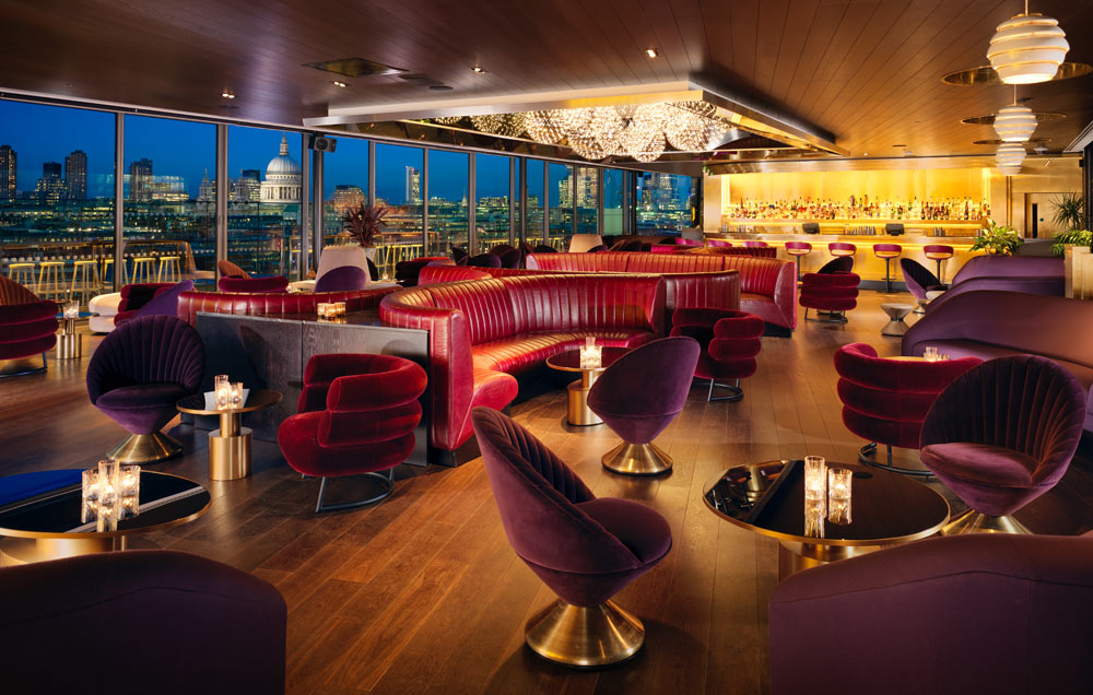 Rumpus Room at the Mondrian London