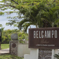 Exterior and Sign at Belcampo Lodge Belize