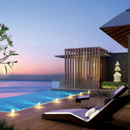 The Cliff Villa at The Ritz-Carlton, Bali