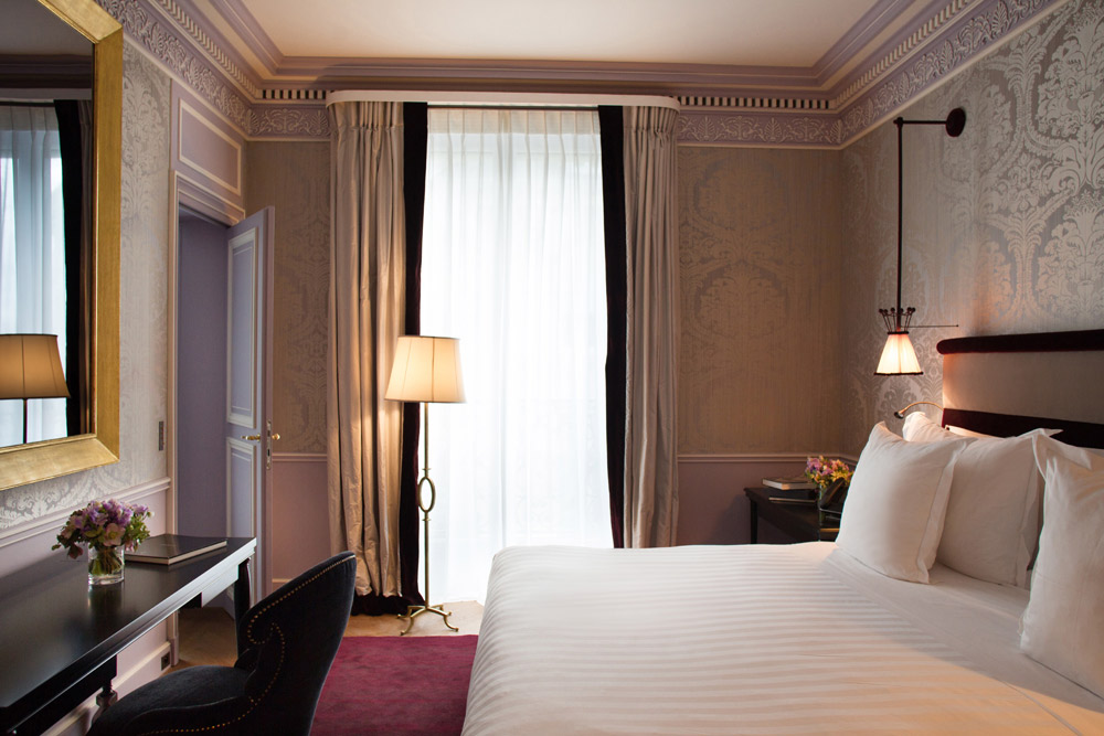 La Reserve Paris Hotel and Spa