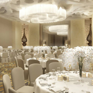 Event Space at Four Seasons Casablanca, Morocco