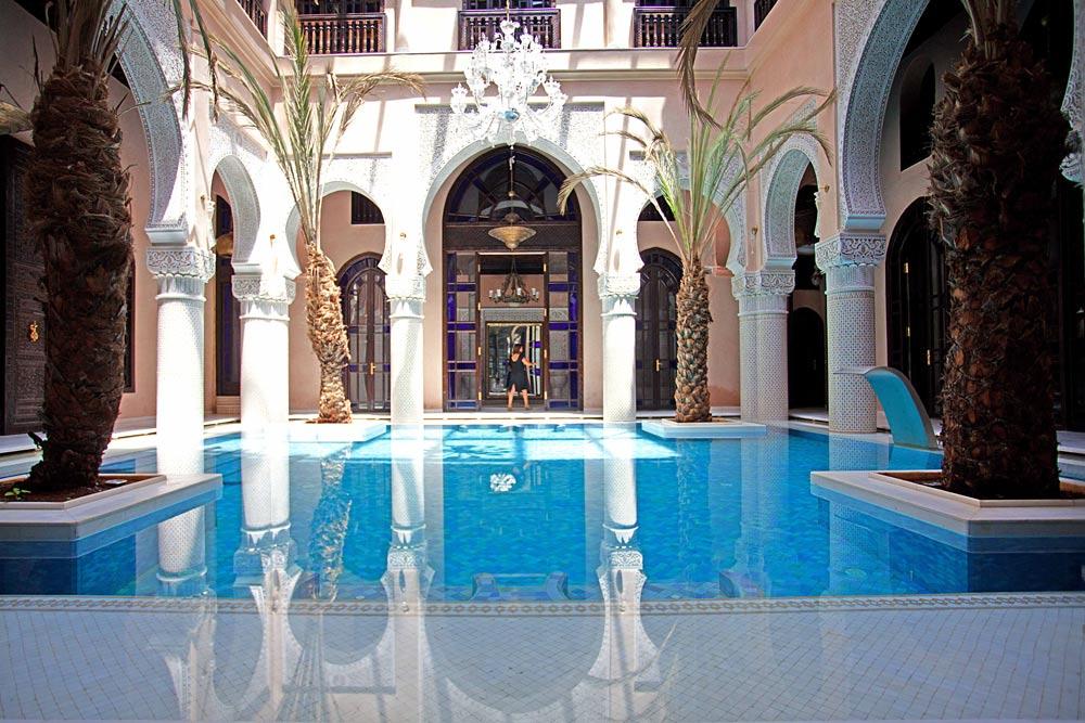 Palais Sheherazade Spa