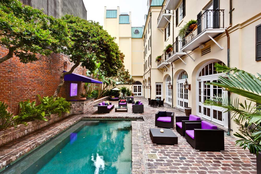 Book Your Stay At Hotel Le Marais Posted In New Orleans