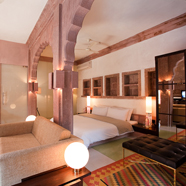 Heritage Suite at the RAAS Jodphur in India